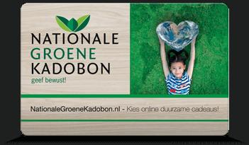 Nationale Groene cadeaubon kopen