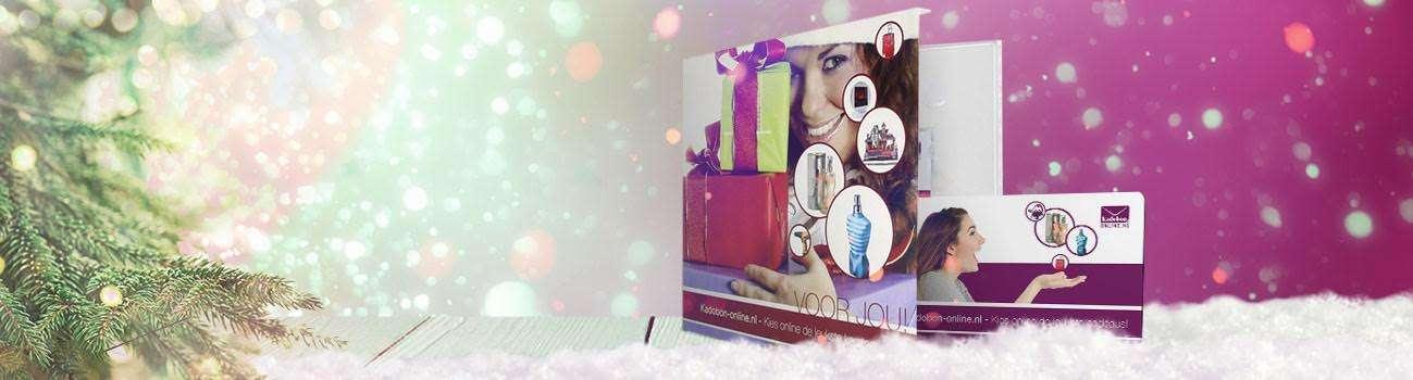 cadeaubon kerst