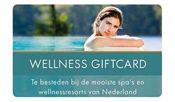 Wellness giftcard de sauna cadeaubon