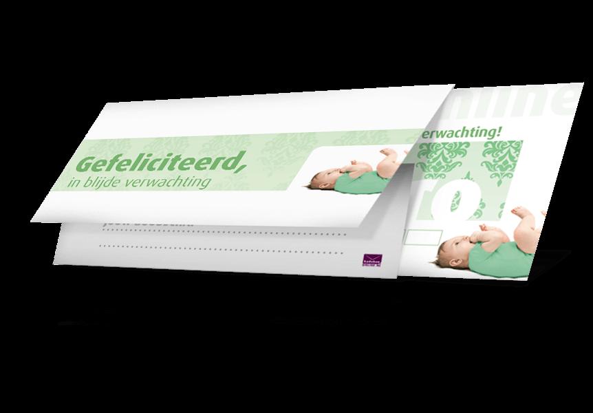 Beroemd Baby cadeau kies je zelf online! - Cadeaubon Online.nl. &OO39